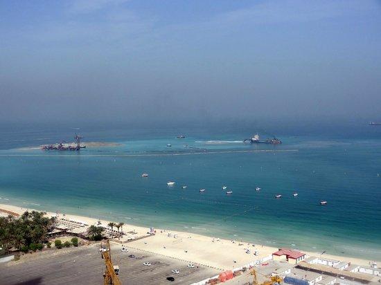 Movenpick Hotel Jumeirah Beach: vu de la chambre