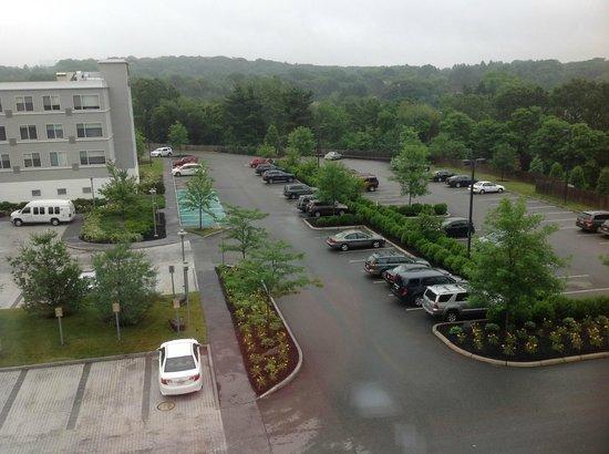 Aloft Lexington : very pleasant view