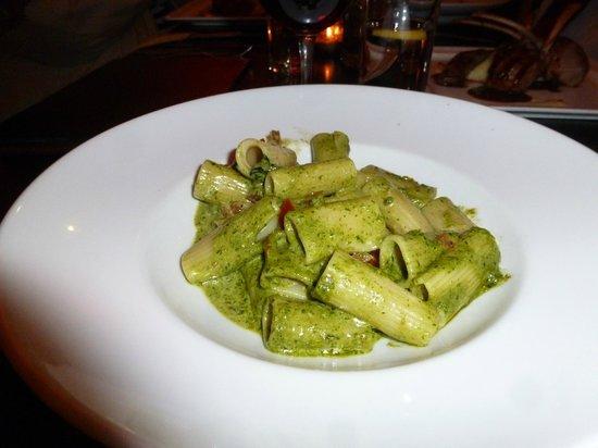 Darwins Restaurant: pasta