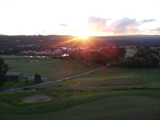 McCracken Country Club: McCracken Sunset