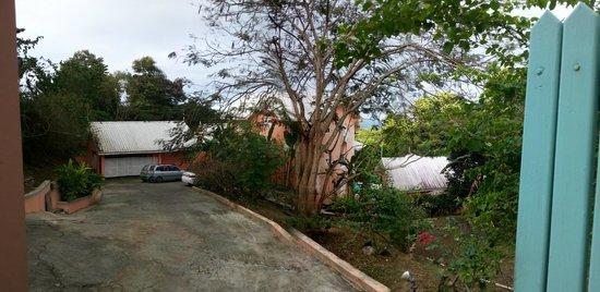 Tobago's Hibiscus Golf Villas & Apartments : When you first enter
