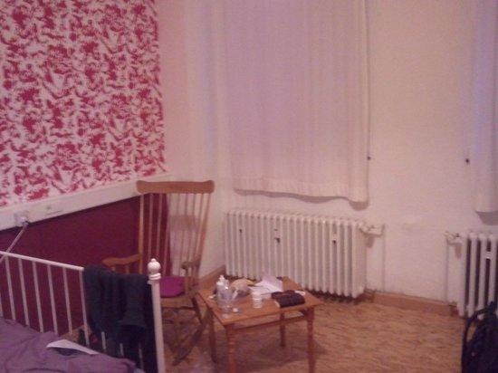 Backpackers Bamberg: Bedroom