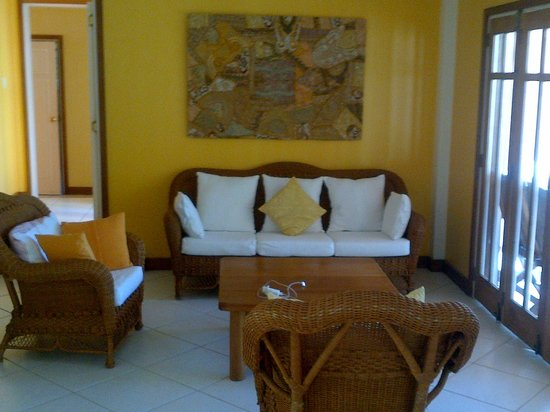 Tobago's Hibiscus Golf Villas & Apartments