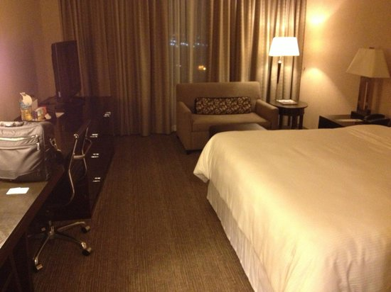 The Westin Los Angeles Airport: King Room