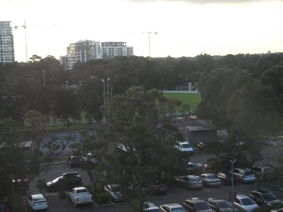 Mercure Sydney International Airport: view from room
