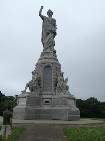 Jenney Museum : Monument to the Forefathers