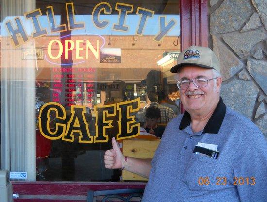 Hill City Cafe: Great Dinner Buffet!