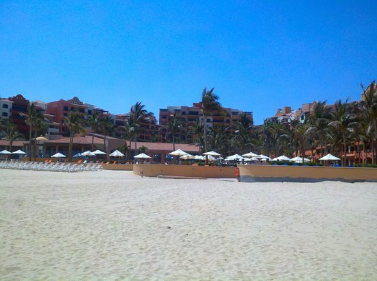 Playa Grande Resort: Beachside