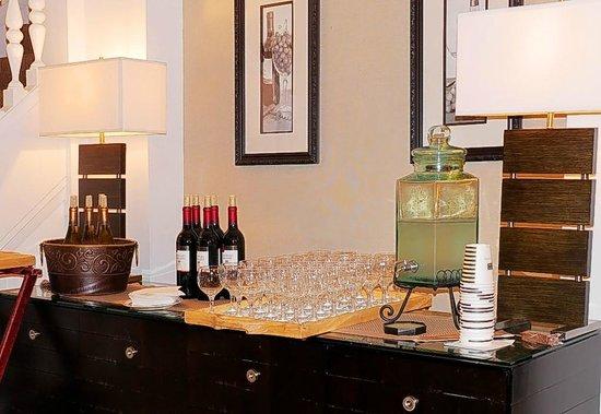 Reserve Court francisco hotel san vintage