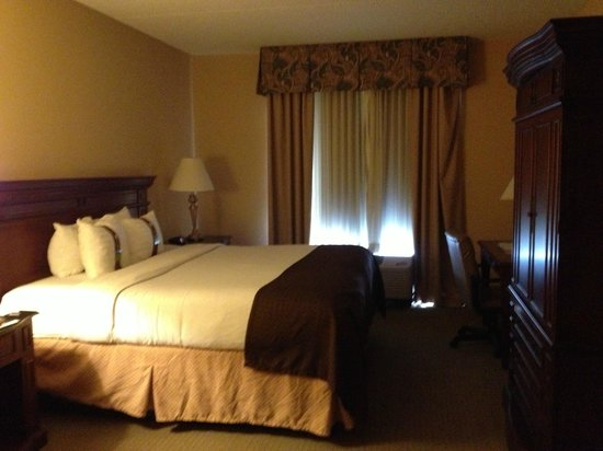 Holiday Inn Hotel & Suites Aggieland: King room