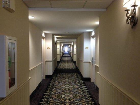 Holiday Inn Hotel & Suites Aggieland: Hallway