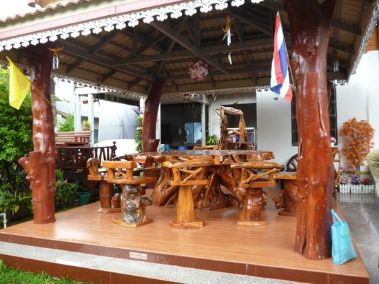 Amnat Charoen Province, Thailand: Homestay Ban Na Mo Ma