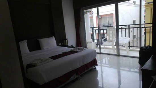 Patong Princess Hotel : Room
