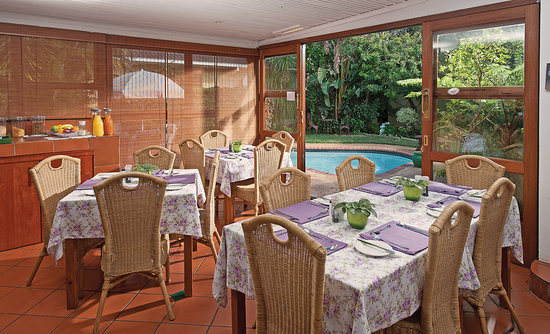 Algoa Guest House: Breakfast Room