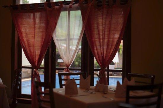 Steung Siemreap Hotel: レストラン
