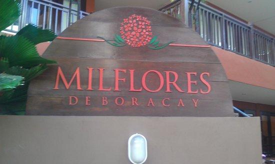Milflores de Boracay: milfores