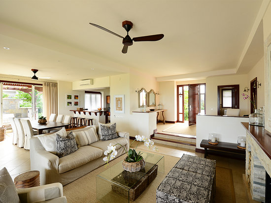 Heritage The Villas : Living Room