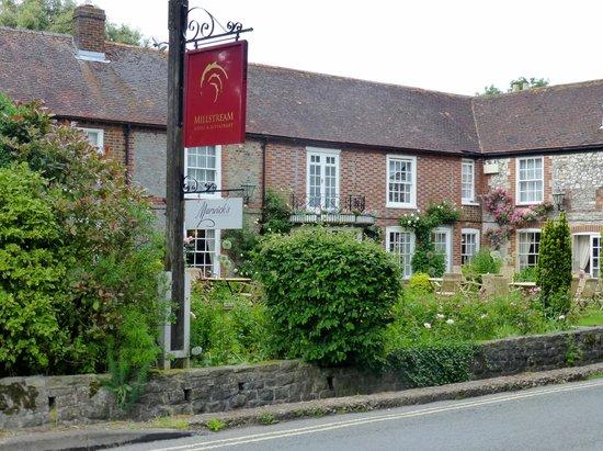 Millstream Hotel & Restaurant: Hotel