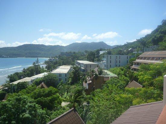 Aquamarine Resort & Villa: Seaviewroom view 1