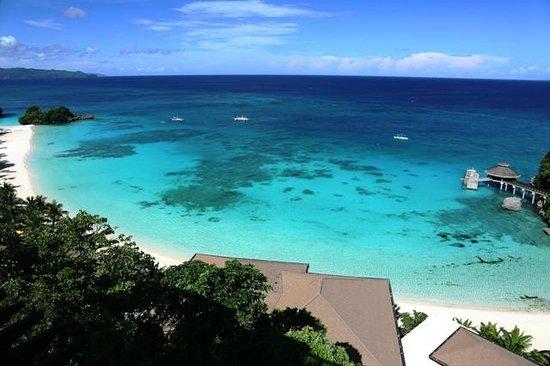 Shangri-La's Boracay Resort & Spa: View from room