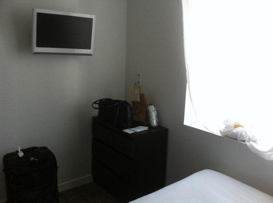 Un Hotel en Ville : chambre