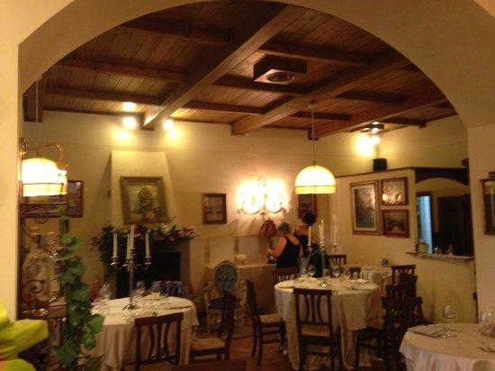 Ristorante La Nave : sala