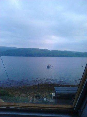 No 15 Bed & Breakfast Furnace: view from bedroom window