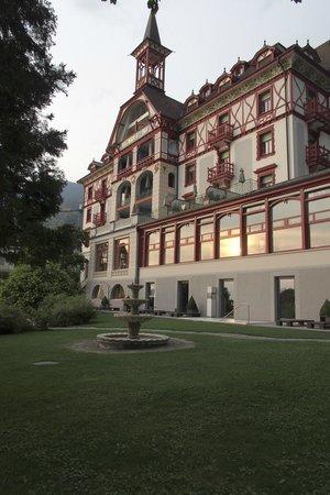 Vitznauerhof: Hotel Seefront