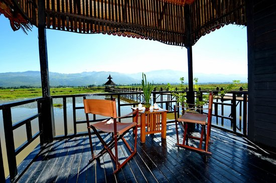Myanmar Treasure Inle Lake : Deluxe Lake View