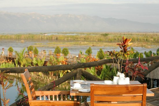 Myanmar Treasure Inle Lake: Myanmar Treasure Resort, Inle