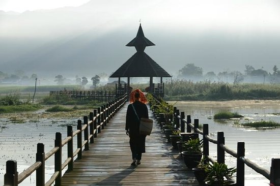 Myanmar Treasure Inle Lake : Myanmar Treasure Resort, Inle