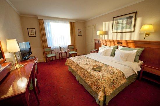 Hotel Mazurkas: standard room