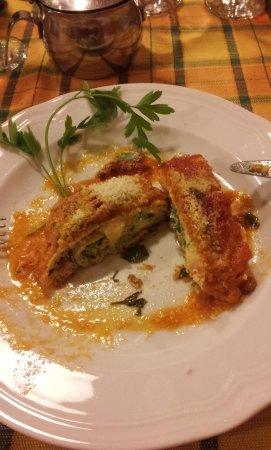 La Taverna DI Baffone: il filosh, morbida frittata con formaggio fuso prezzemolo e salsa...oooohyeah,voto 10