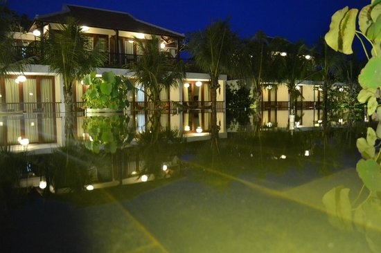 Vinh Hung Emerald Resort: rooms