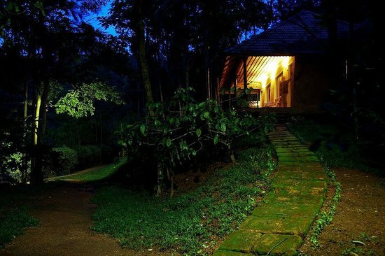 Banasura Hill Resort: Our abode for 2 days