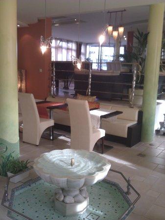 Hotel La Casa : Hall