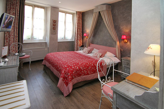 "Hotel Beaucour: ""Charme"" room"