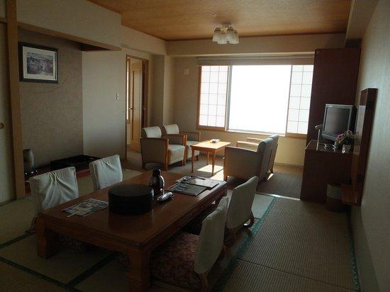 Ryugujo Hotel Mikazuki: お部屋①