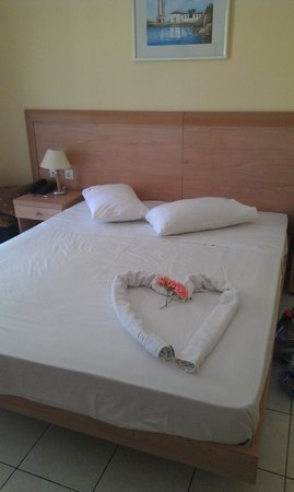 Contessa Hotel: Vores seng