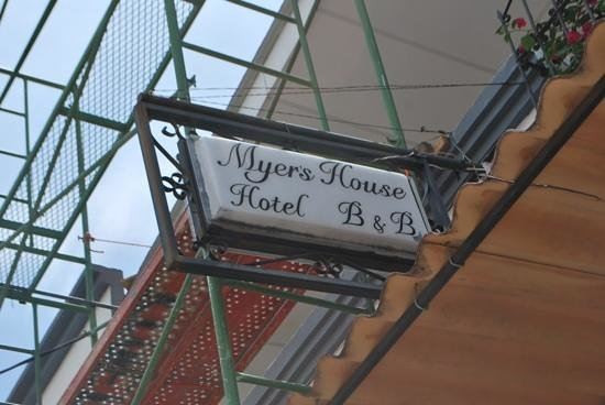 Myers House Hotel