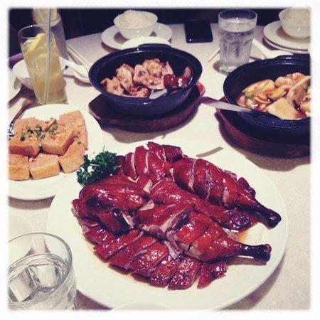 Crystal Jade Kitchen: the tasty DUCK