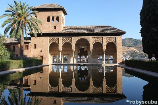 Reino de Granada Hotel: Palazzo ... e piscina