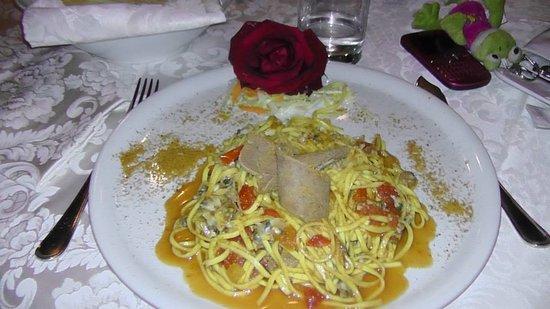 Sardegna : pietanze gustose e scenografiche