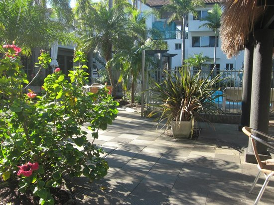 Oceanside Hawks Nest Motel: Beautiful surrounds