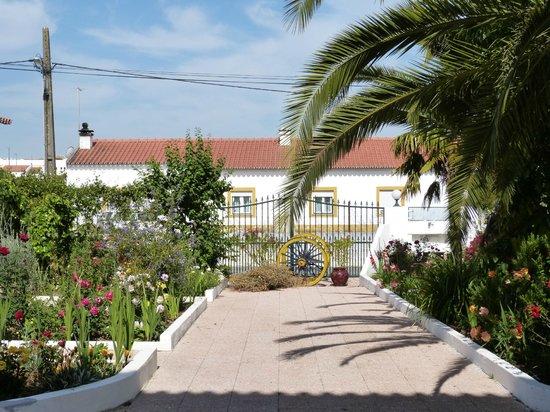 Graça Hotel : Hotel entrance