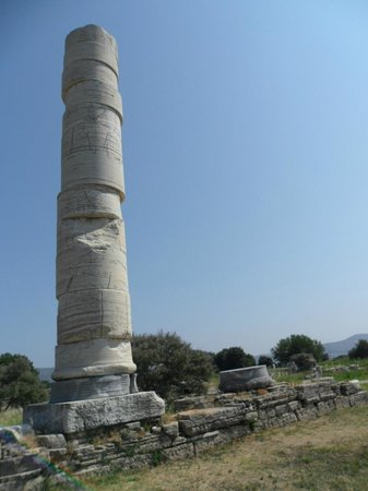 Heraion - Foto di Temple of Hera, Pythagorion - TripAdvisor