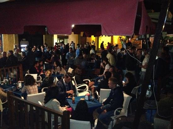 Music Pub Mon Amour : il pub di sera
