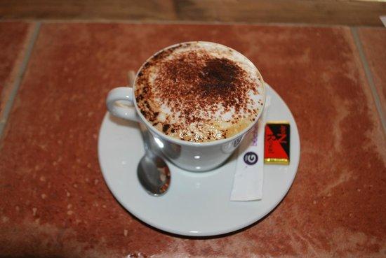 La Bamba : Real Cappuccino