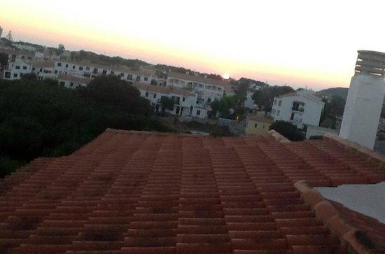 Apartamentos Vista Blanes: Sunset from Balcony