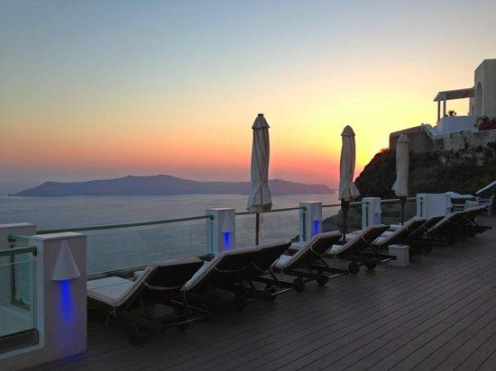 Ira Hotel & Spa: La terraza